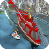 Helicopter Hero: City Rescue 2017