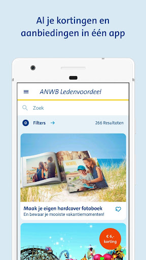 ANWB Ledenvoordeel Aplicaciones (apk) descarga gratuita para Android/PC/Windows screenshot