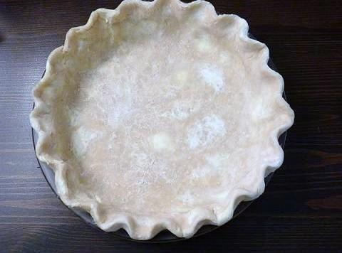 Flakey Cream Cheese Pie Crust Recipe