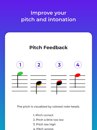 Recorder: Learn, Practice & Play by tonestro screenshot 10