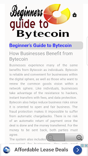 Bytecoin Beginners Guide - náhled