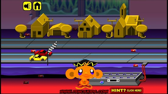 Monkey GO Happy- screenshot thumbnail