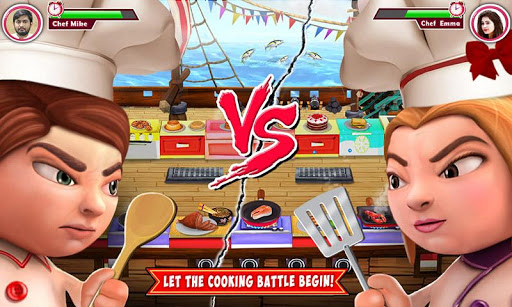 Cooking Frenzy: Chef Restaurant Crazy Cooking Game  captures d'écran 1