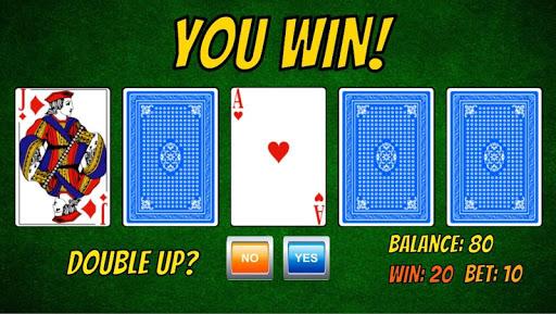 Video Poker - Jacks or Better 2 screenshots 3