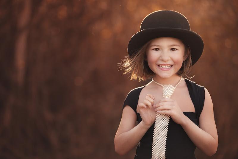 Golden smile di Laura Benvenuti