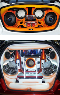 Desain Audio System Mobil - náhled