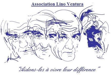 Logo Lino Ventura