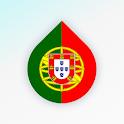 Drops: Learn European Portuguese language for free icon