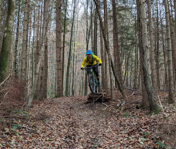 Zwiesel (Bad Tölz) trail mtb - Nov 19