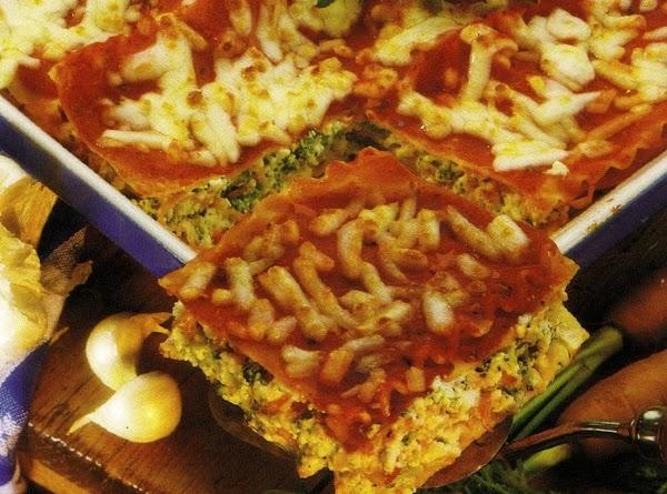 Rustic Lasagna Recipe