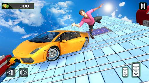 Smash Car Games:Impossible Tracks Car Stunt Racing 1.9 screenshots 2