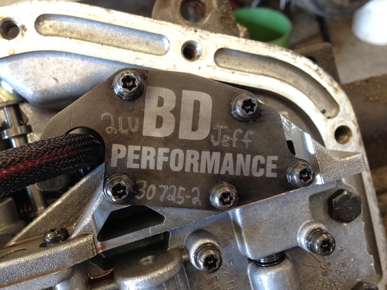 47RE BD valve body and quick fill valve compatibility
