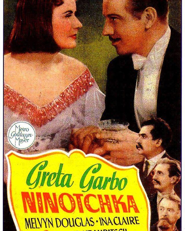 Ninotchka (1939, Ernst Lubitsch)