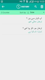 Sindhi Urdu Translator - náhled