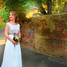Wedding photographer Aleksandr Kuzminov (kuzminov). Photo of 28.08.2014