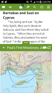 Bible by Olive Tree- screenshot thumbnail