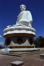 Photo: Temple Statute