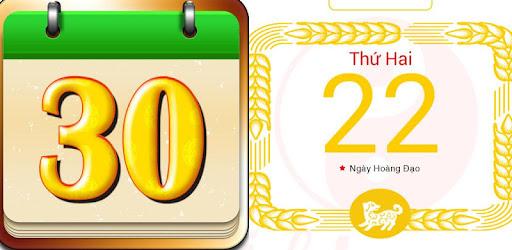 Lịch Vạn Niên - Nhịp Sinh Học app (apk) free download for Android/PC/Windows screenshot