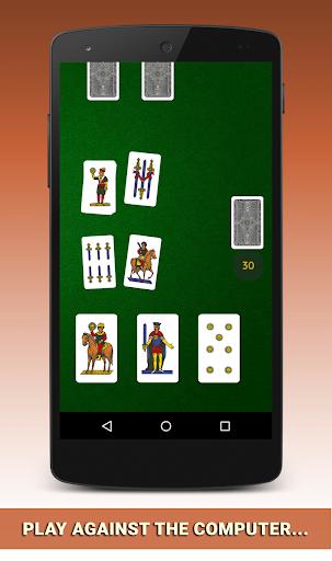 Scopa - Italian Card Game 2.10.3 screenshots 2