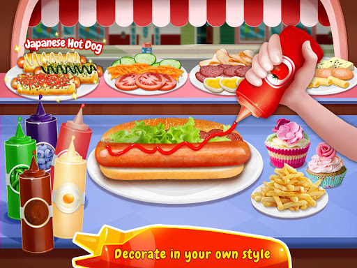 SUPER Hot Dog Food Truck! for PC