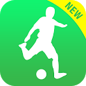 Myfootball-soccer live,news&stats icon