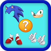 Pics Quiz for Sonic
