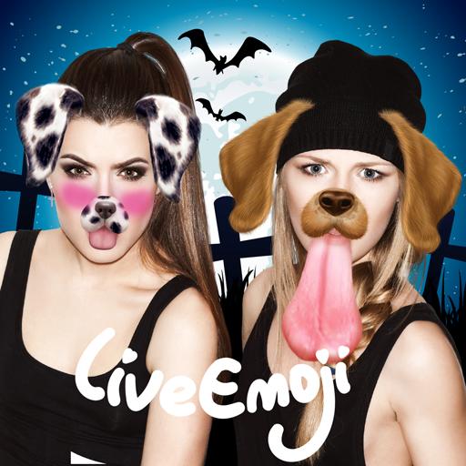 Face & Emoji 攝影 App LOGO-硬是要APP