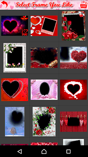 Love Frame app (apk) free download for Android/PC/Windows screenshot