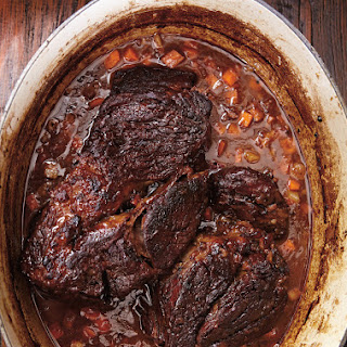 Red Wine Braised Beef.