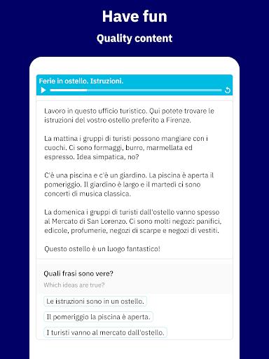 Learn Italian with Wlingua screenshot 6