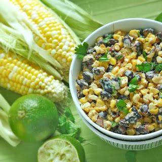 Roasted Corn & Black Bean Salad