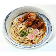 Karaage Chicken Udon