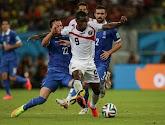 Le Costa Rica a vaincu les USA