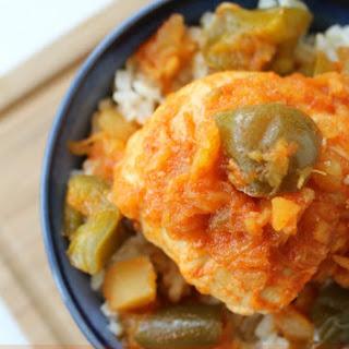 Pineapple Chicken Crockpot Recipe - With Sriracha