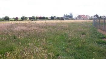 Terrain à bâtir 1644 m2