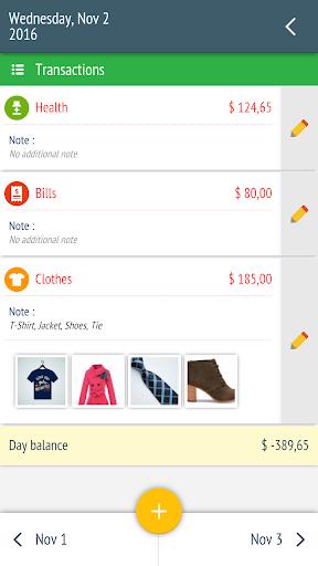 Expense Manager - Tracker  screenshots 2