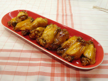 Grandmas Famous Party Wings Recipe