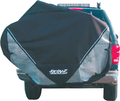 Skinz Rear Transport Cover Fits 2-4 Bikes, Large Black (Open Box)