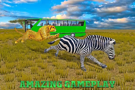 Coach Bus Sim: Zoo Driver- screenshot thumbnail