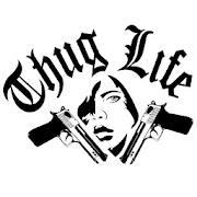 Thug Life Stickers