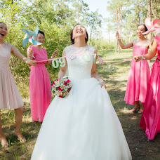 Wedding photographer Tuyara Andreeva (SunnyDay). Photo of 17.08.2016