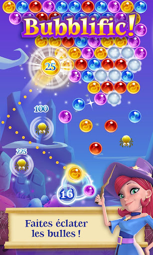 Bubble Witch 2 Saga  captures d'u00e9cran 1