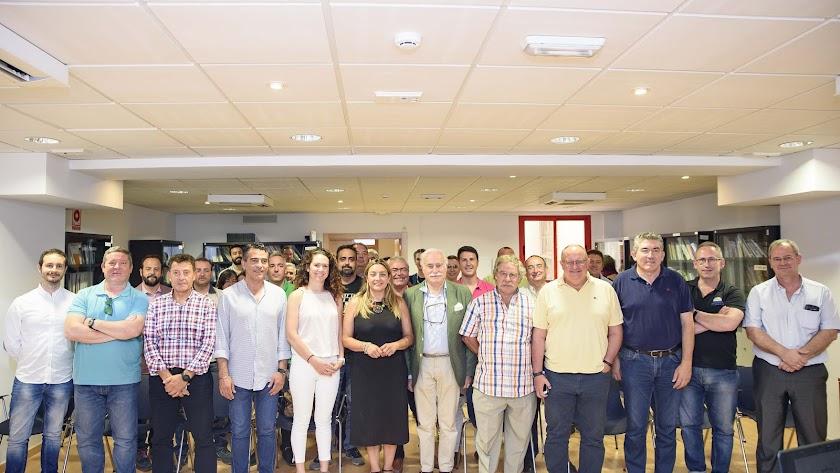 Sabores Almería aprueba un plan para abordar el mercado chino