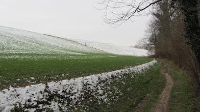 Photo: Op de (onzichtbare) taalgrens tussen Gastuche en Tomme (Ottenburg)