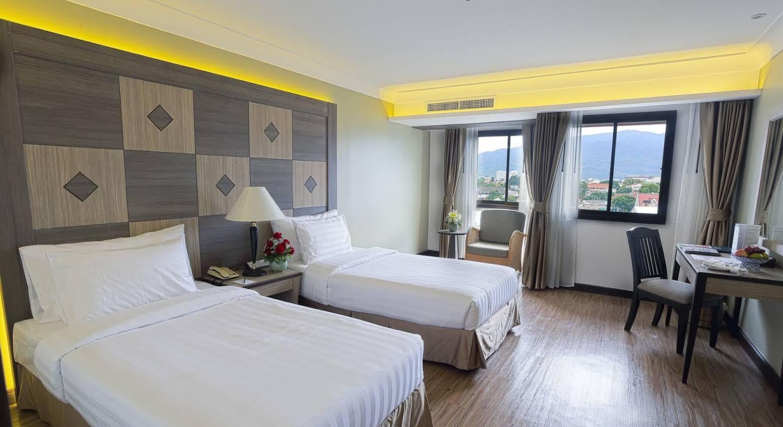 Amora Thapae Hotel Chiang Mai