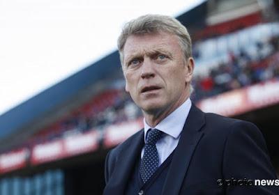 David Moyes et deux joueurs de West Ham testés positifs, absents en Coupe et le week-end prochain