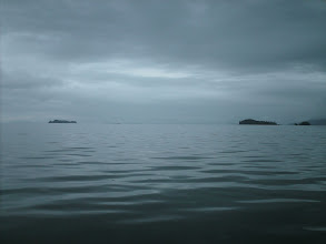Photo: The Genn and Lawyer Islands in Malacca Passage.