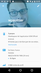 VDM Officiel- screenshot thumbnail