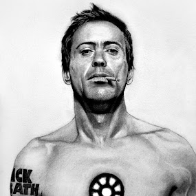 RDJr. by Franky Go - Drawing All Drawing