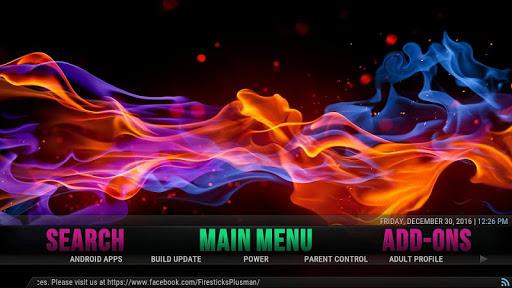 Firestickplusman Media Center screenshot